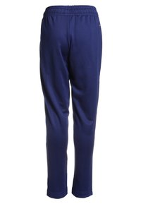 adidas Performance - CORE ELEVEN AEROREADY FOOTBALL PANTS - Tracksuit bottoms - dark blue/white - 1