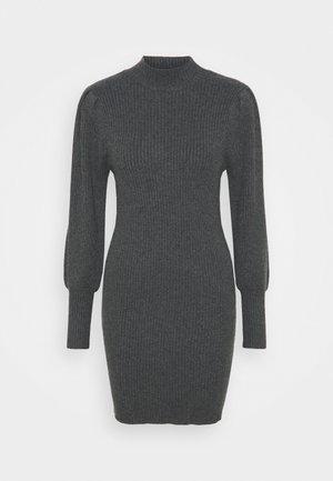 ONLKATIA  - Shift dress - dark grey melange