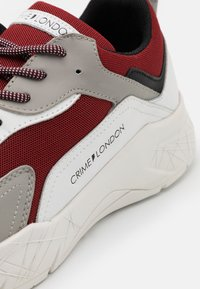 Crime London - Trainers - white/red - 5