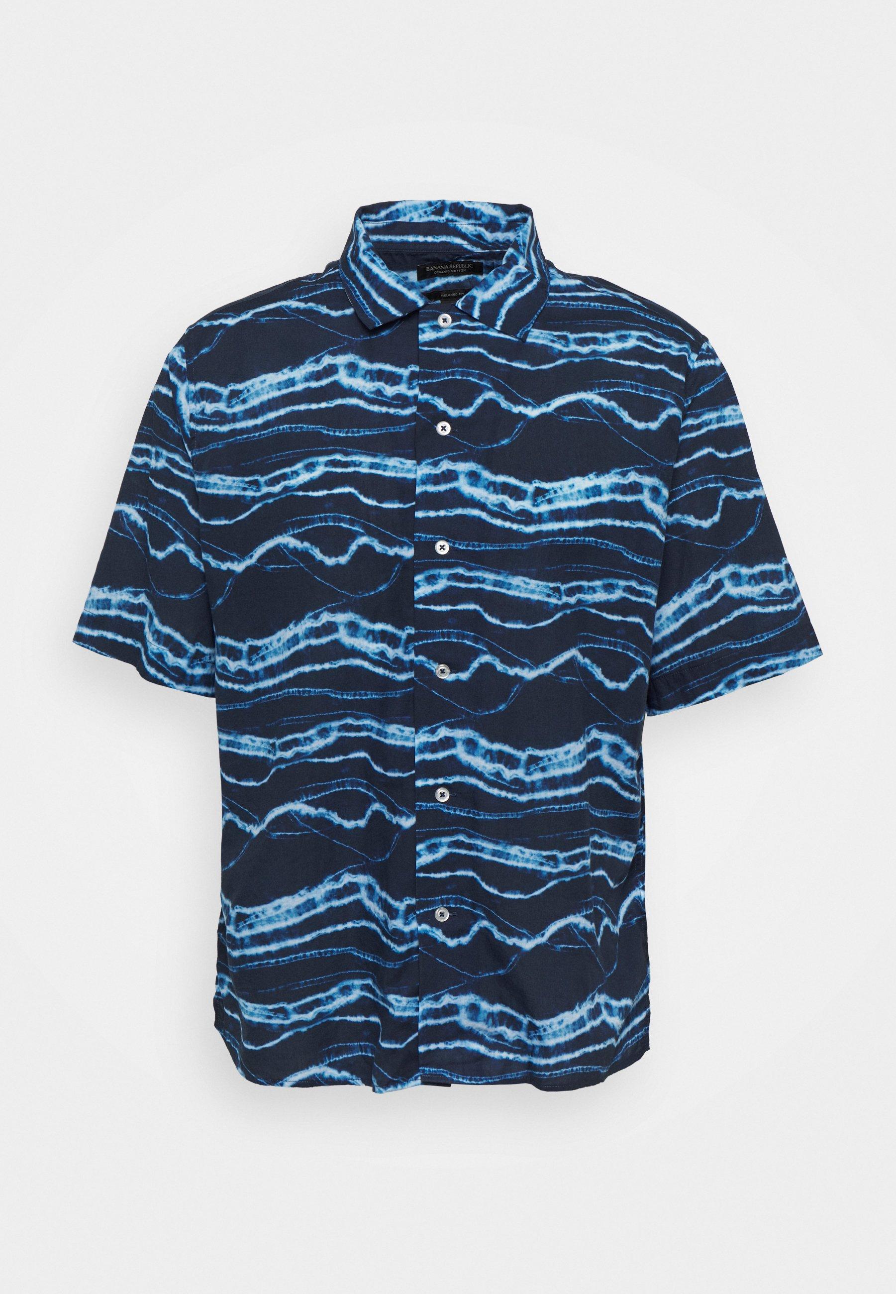 Uomo RESORT PRINTS - Camicia