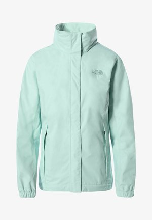 RESOLVE  - Waterproof jacket - turquoise