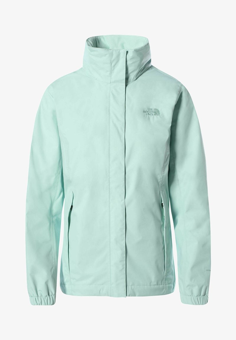 The North Face - RESOLVE  - Waterproof jacket - turquoise