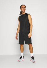 Reebok - TAPE SHORT - Sports shorts - black - 1
