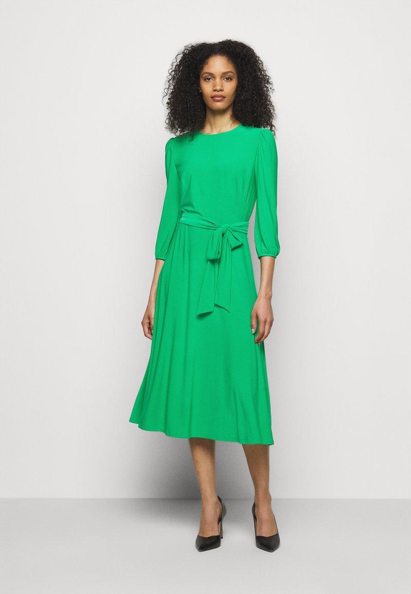 Lauren Ralph Lauren - FELIA LONG SLEEVE DAY DRESS - Jersey dress - stem