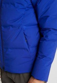 Patagonia - JACKSON GLACIER - Dunjacka - cobalt blue - 5