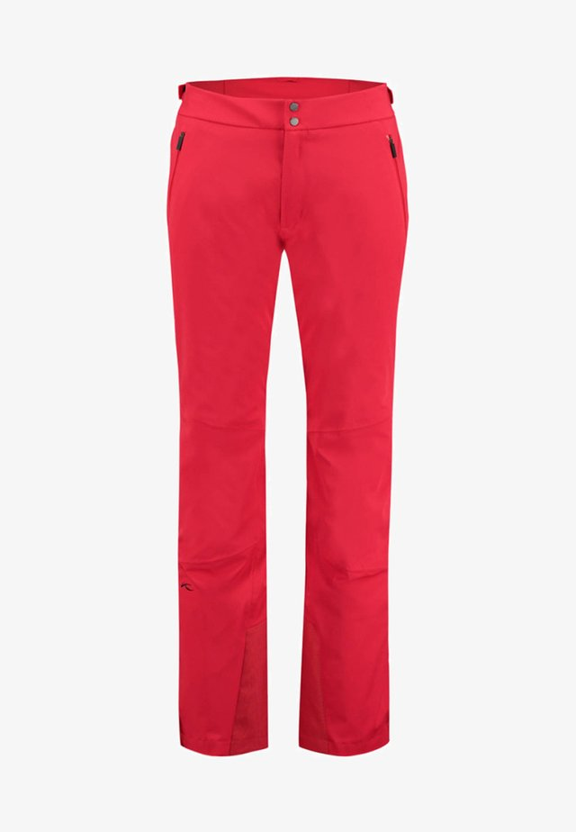 SKY - Snow pants - red