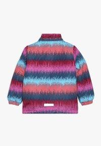 Color Kids - DIKSON PADDED JACKET - Lyžařská bunda - super pink - 2