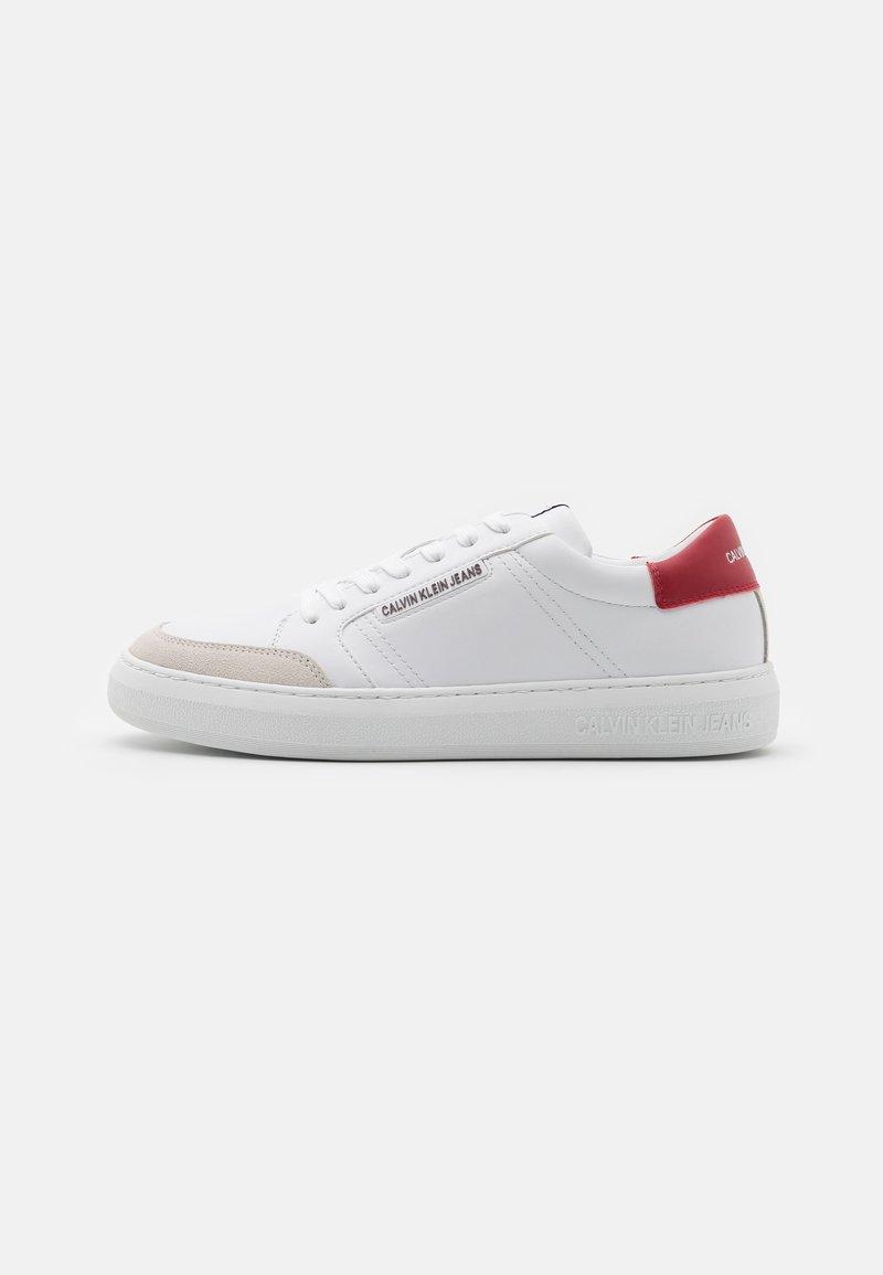 Calvin Klein Jeans - CUPSOLE LACEUP - Tenisky - bright white