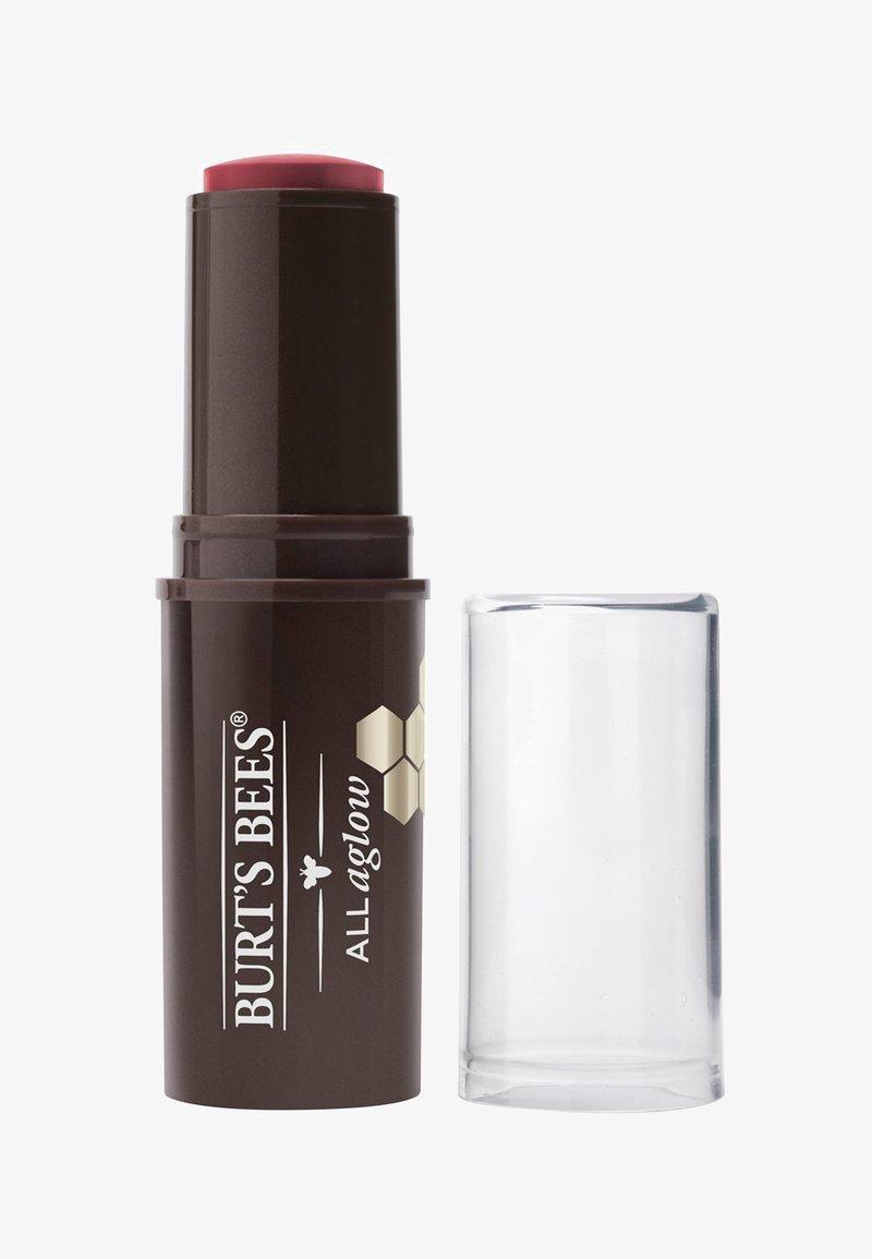 Burt's Bees - LIP & CHEEK STICK - Lipstick - dahlia dew