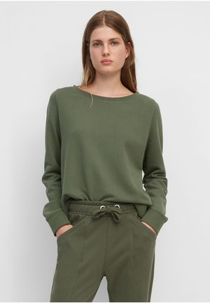 Sweatshirt - fresh moss