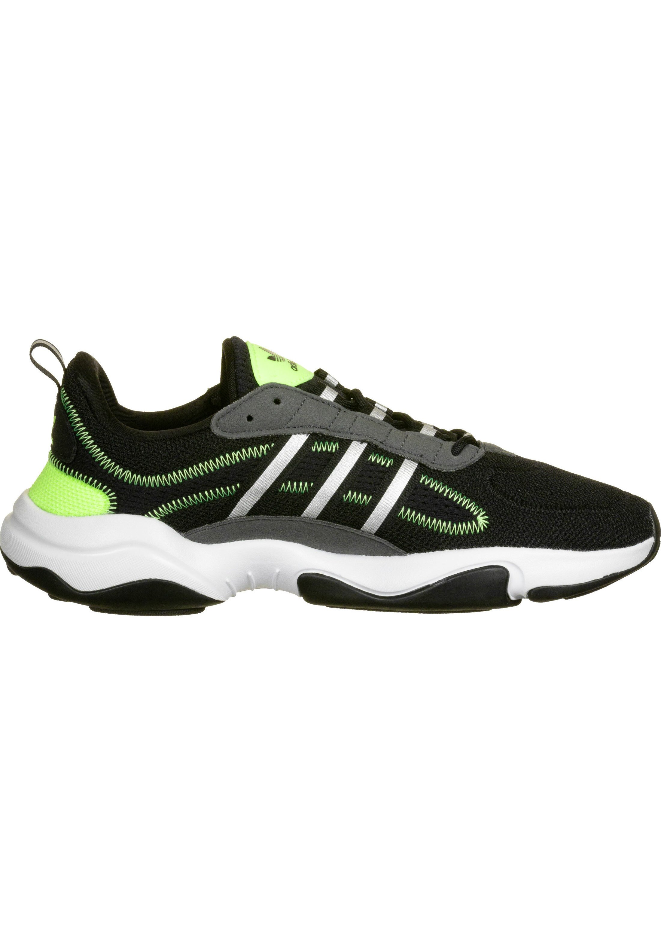 adidas orion 2 in black & lime | Sneaker stiefel, Männer