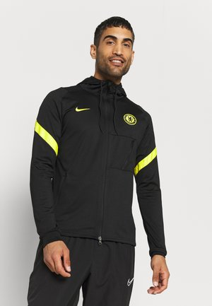 CHELSEA LONDON  - Klubové oblečení - black/opti yellow