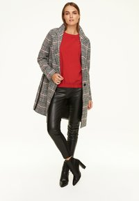 comma casual identity - Long sleeved top - scarlet red - 1