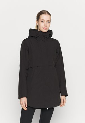 EDITH - Waterproof jacket - black