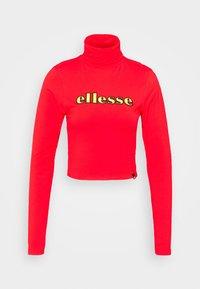 Ellesse - VORAN - Long sleeved top - red - 4