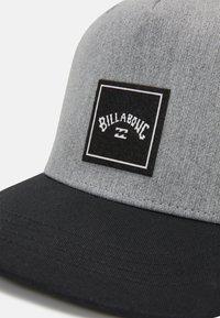 Billabong - STACKED SNAPBACK - Cap - grey heather - 3