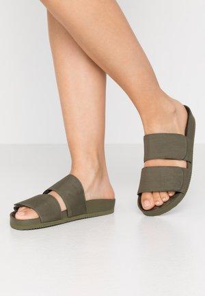 RISTA  - Pantofle - khaki