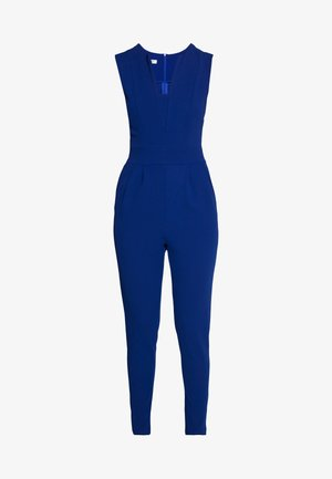 SLEEVELESS - Jumpsuit - cobalt