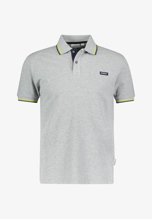 TALY STRIPE - Polo shirt - silber (12)