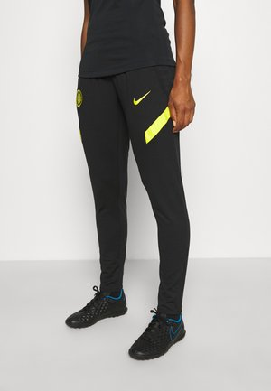 CHELSEA LONDON STRKE PANT - Club wear - black/opti yellow