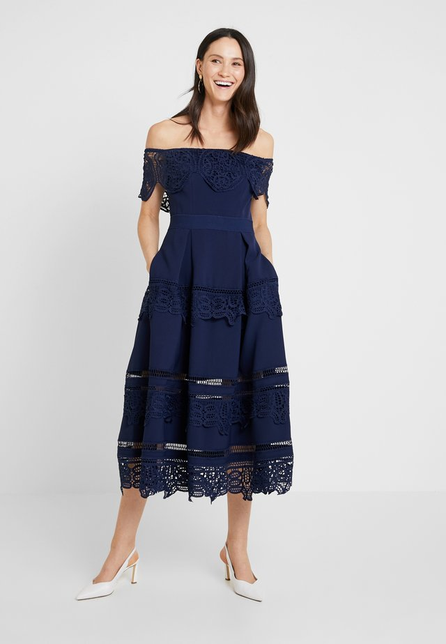 OTHELIA DRESS - Robe de cocktail - navy