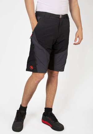 "ENDURA HERREN RADSHORTS ""HUMMVEE SHORT II - Sports shorts - grey"