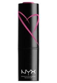 Nyx Professional Makeup - SHOUT LOUD SHADE EXTENSION LIPTSTICK - Lipstick - openness - 1