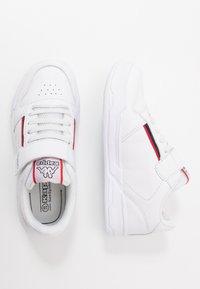 Kappa - MARABU II - Scarpe da fitness - white/red - 0