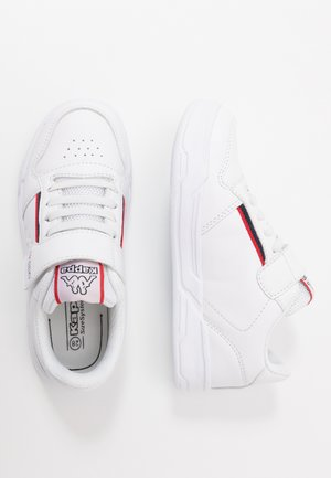 MARABU II - Scarpe da fitness - white/red