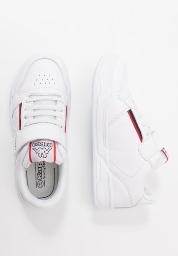 MARABU II - Scarpe da fitness - white/red