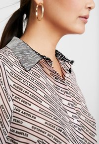 Guess - LESLIE - Button-down blouse - cool pink - 5