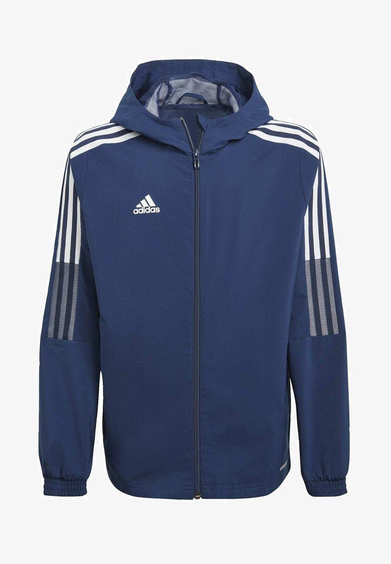 adidas Performance - GIACCA A VENTO TIRO 21 - Sports jacket - blue