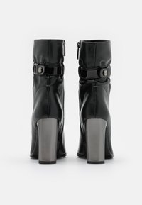 Laura Biagiotti - High heeled ankle boots - black - 3