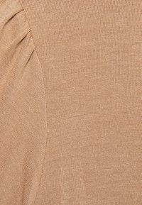 New Look Maternity - NURSING DRESS - Jersey dress - brown - 2