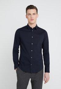 Emporio Armani - Formal shirt - dark blue - 0