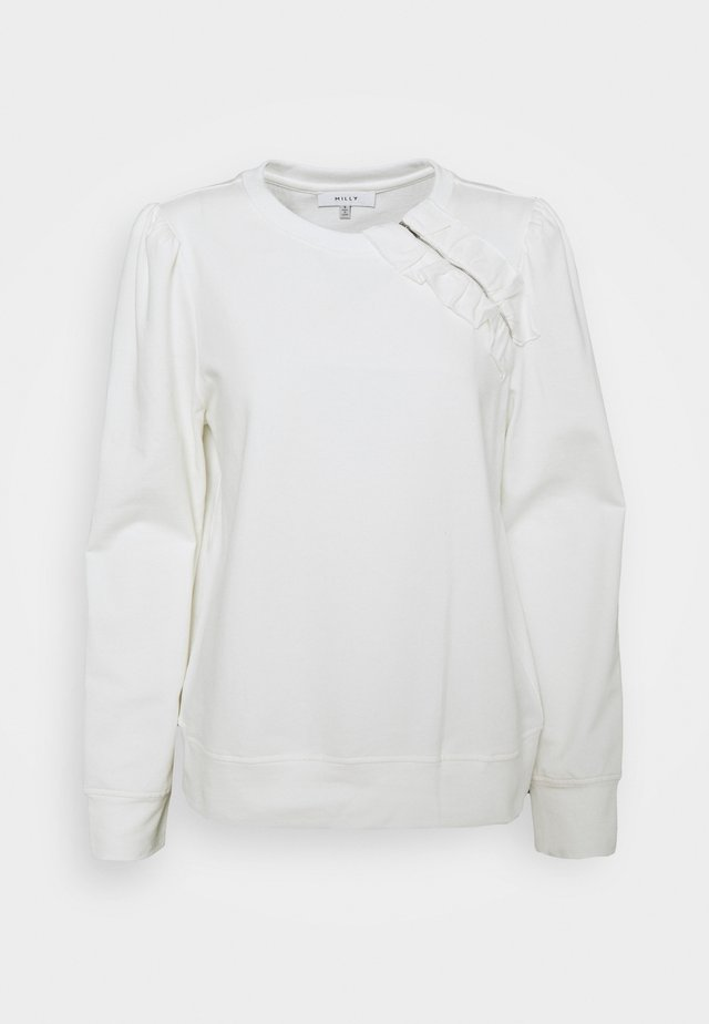 TERRY - Sweater - ecru