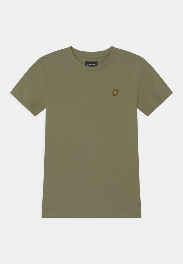 CLASSIC  - T-shirt basic - oil green