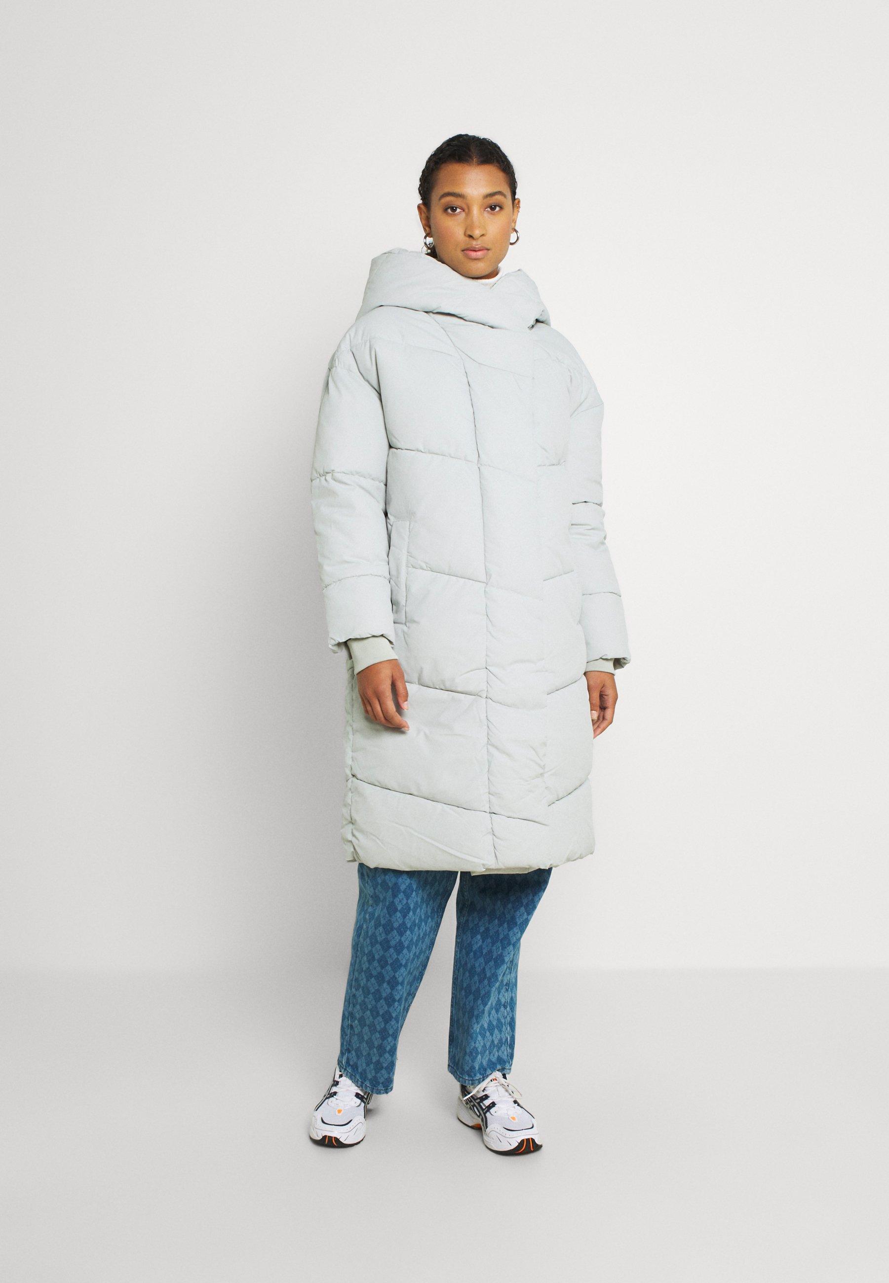 Damen NMTALLY LONG JACKET  - Wintermantel