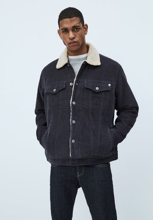 PINNER DLX - Winter jacket - deepsea blau