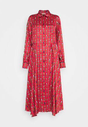 TERI DRESS - Abito a camicia - medium red