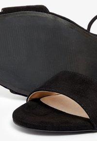 Bianco - BIAADORE BASIC  - Sandals - black - 5