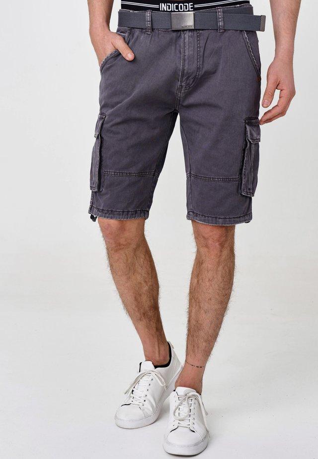 BLIXT - Shorts - iron