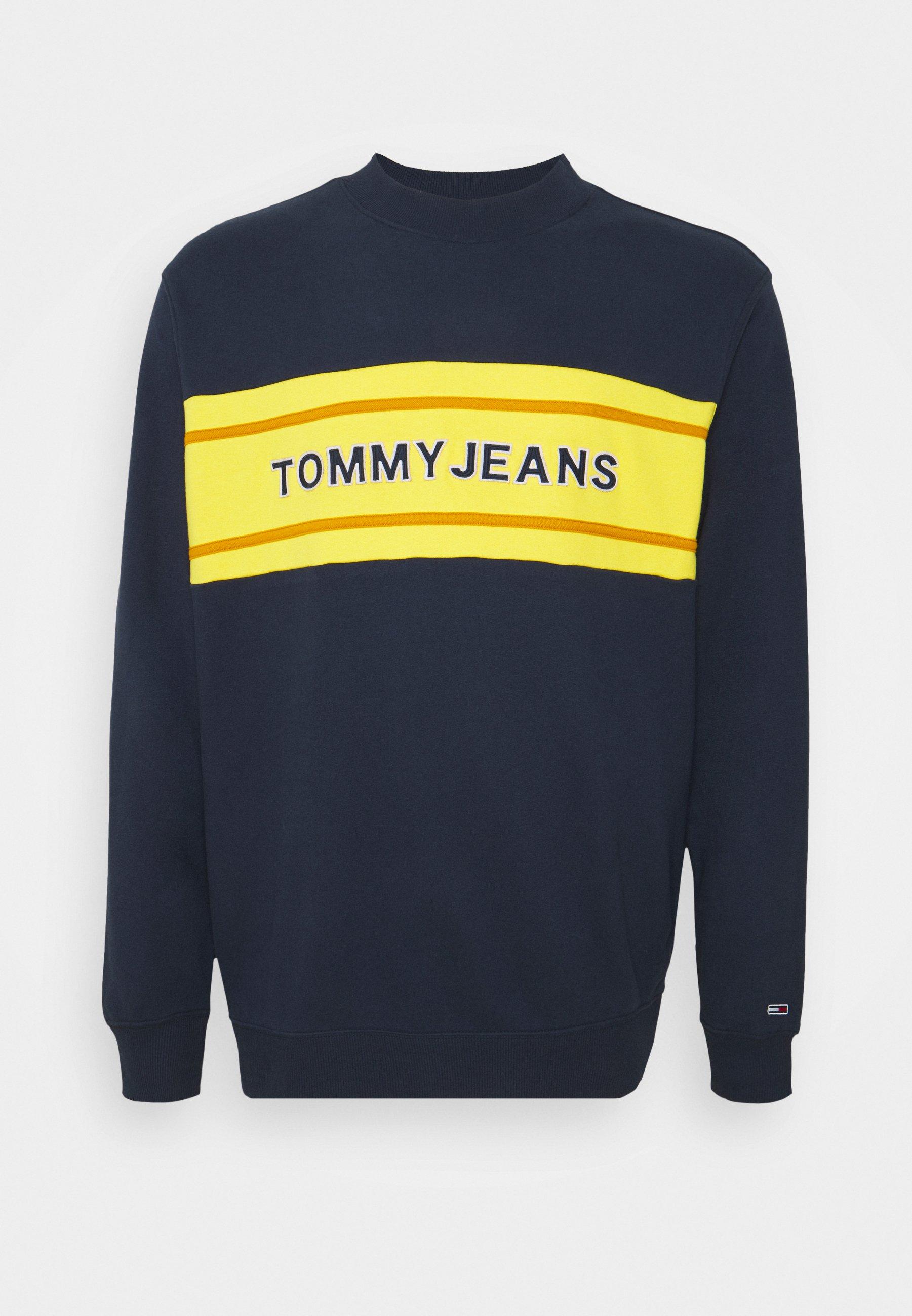 Men BAND GRAPHIC CREW - Sweatshirt