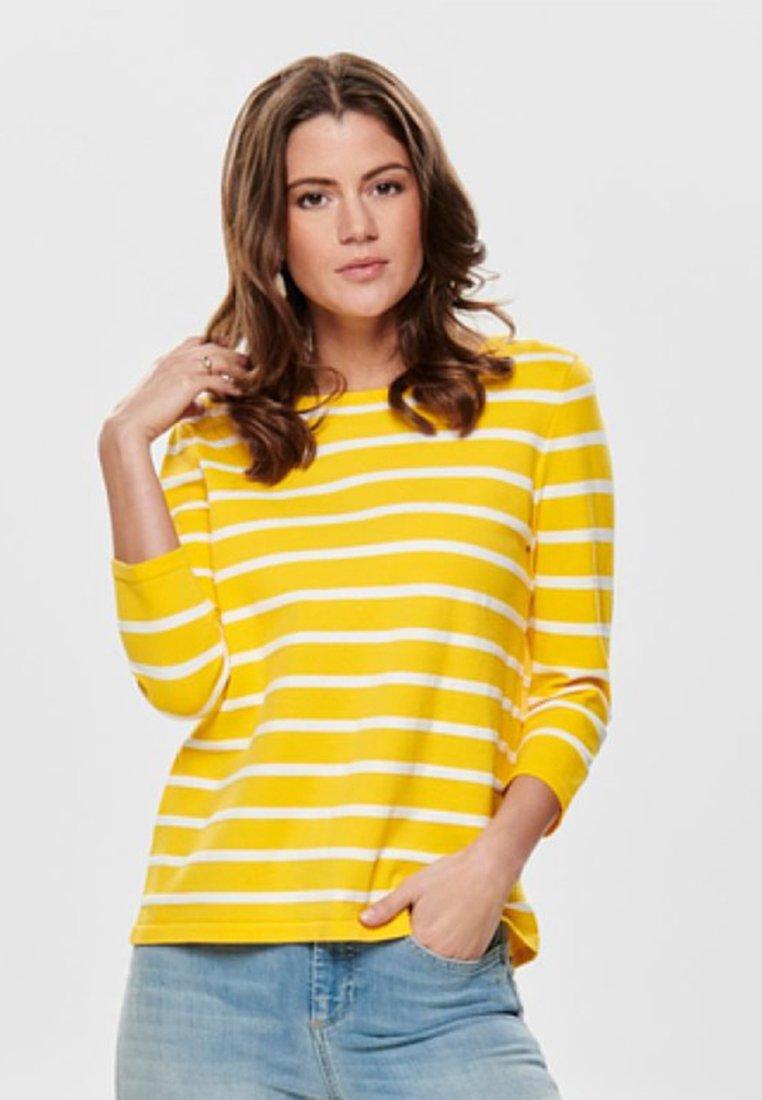 ONLY - Sweatshirt - yellow