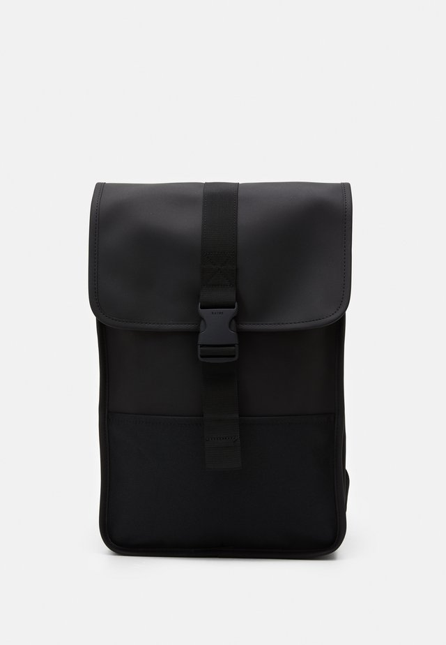 BUCKLE BACKPACK MINI - Zaino - black