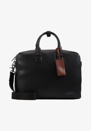 LAPTOP BAG - Attachetasker - black