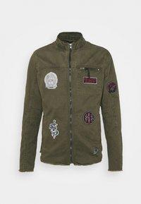 Be Edgy - GINO - Denim jacket - khaki - 4