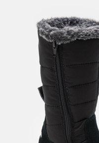 Superfit - TWILIGHT - Zimní obuv - schwarz - 5