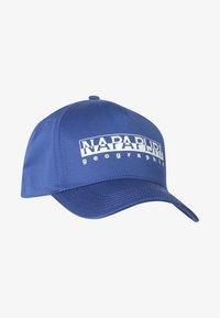 Napapijri - FRAMING  - Cap - blue - 0