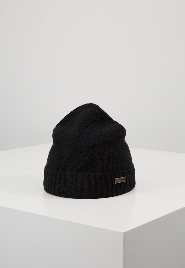 DOCK HAT - Gorro - black